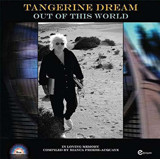 TANGERINE DREAM OUT OF THIS WORLD LP VINYL NEW 33RPM