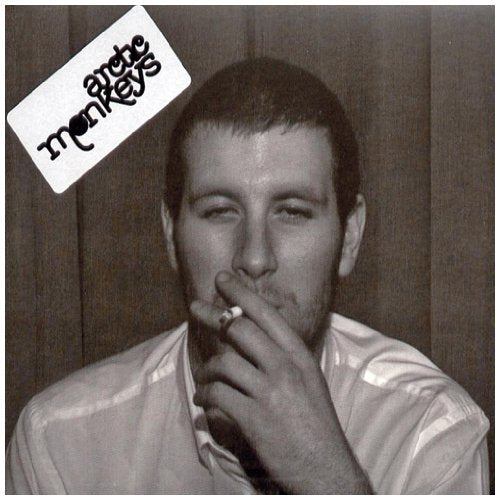 Arctic Monkeys Whatever People Say I Am LP VINYL 33RPM NEW