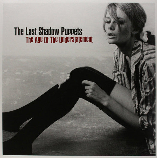 LAST SHADOW PUPPETS AGE OF UNDERSTATEMENT LP VINYL 33RPM NEW 2008