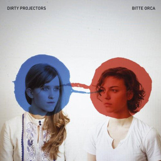 DIRTY PROJECTORS BITTE ORCA LP VINYL NEW 2009 33RPM