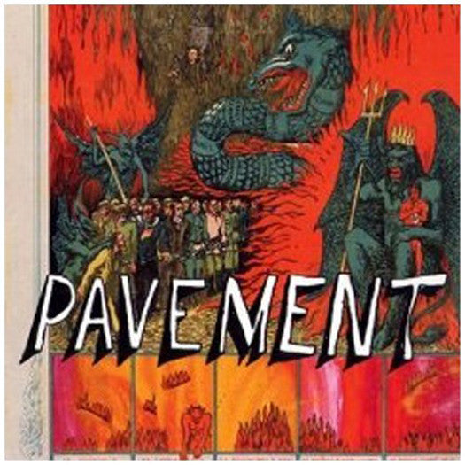 PAVEMENT QUARANTINE THE PAST LP VINYL NEW 33RPM 2010