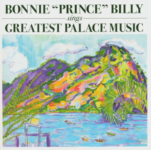 BONNIE PRINCE BILLY SINGS GREATEST PALACE LP VINYL NEW 33RPM 2004
