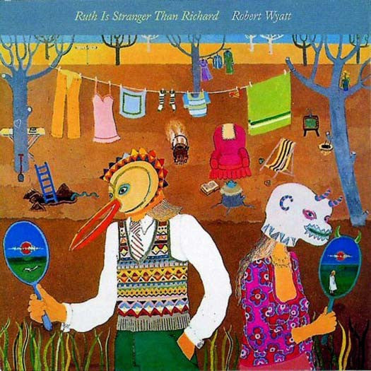 ROBERT WYATT Ruth Is Stranger LP Vinyl NEW 2016