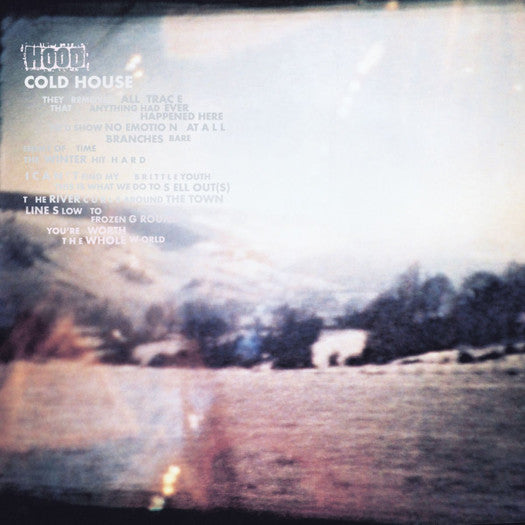 HOOD COLD HOUSE LP VINYL 33RPM NEW