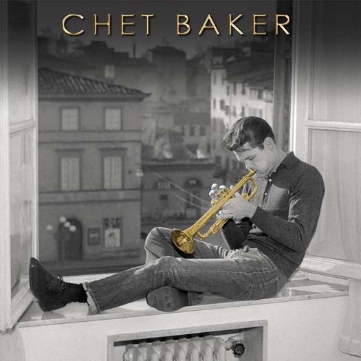 CHET BAKER Best Of 1953 to 1959 LIMITED EDITION Clear 2LP Vinyl NEW 2016