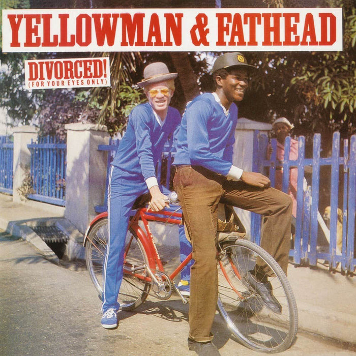 Yellowman & Fathead Divorced (For Your Eyes Only) Vinyl LP New 2018