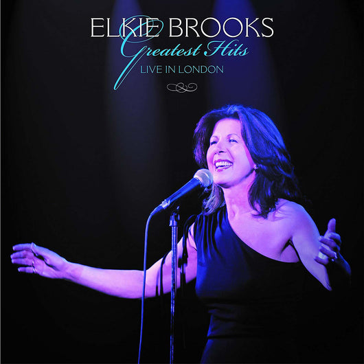 ELKIE BROOKS Greatest Hits Live In London LP Vinyl NEW 2018