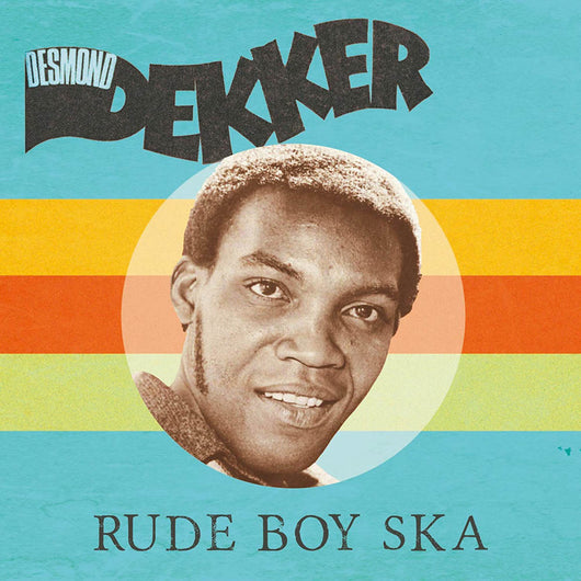 Desmond Dekker - Rude Boy Ska Vinyl LP New Out 24/01/20