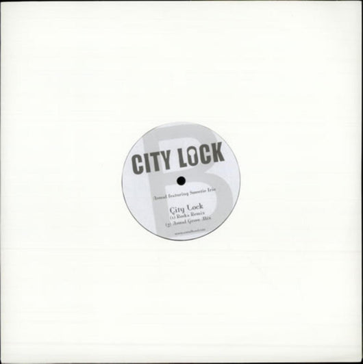 ASWAD CITY LOCK VINYL SINGLE NEW