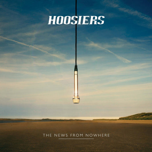 HOOSIERSNEWS FROM NOWHERE LIMITED EDITION LP VINYL 33RPM 2014 NEW