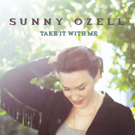 SUNNY OZELL TAKE IT WITH ME LP VINYL NEW 33RPM