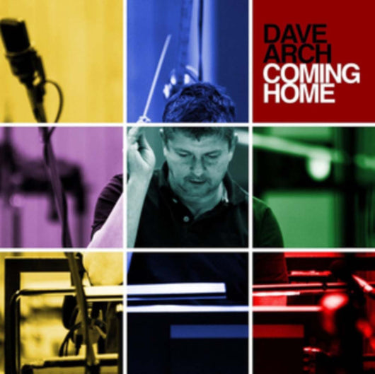 DAVE ARCH Coming Home DOUBLE LP Vinyl NEW 2017