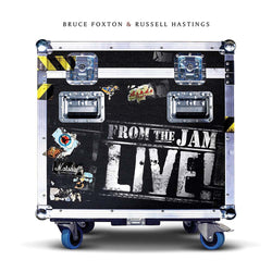 B FOXTON & R HASTINGS From The Jam Live LP Vinyl NEW PRE ORDER 01/12/17