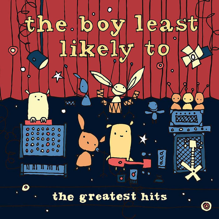 The Boy Least Likely To The Greatest Hits Vinyl LP New 2018