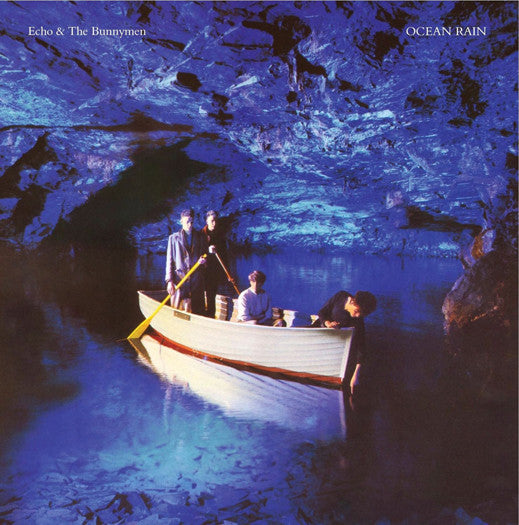 ECHO & THE BUNNYMEN OCEAN RAIN LP VINYL NEW 33RPM