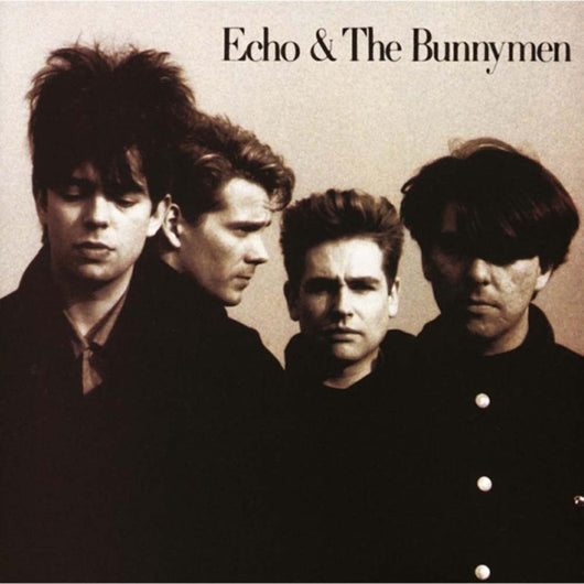 ECHO & THE BUNNYMEN Echo & The Bunnymen LP Vinyl NEW