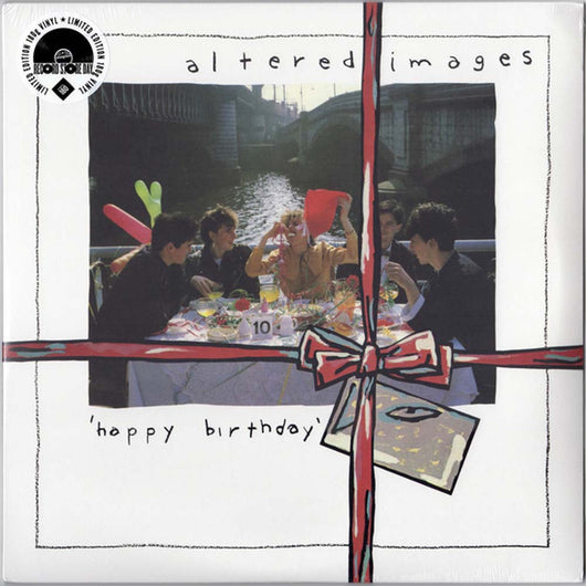 ALTERED IMAGES Happy Birthday LP Vinyl NEW RSD 2017