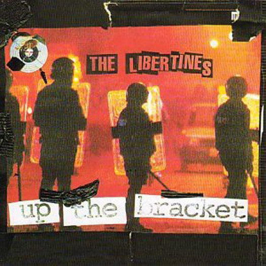The Libertines - Up The Bracket Vinyl LP 2007