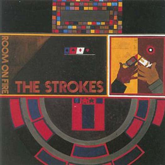 The Strokes - Room On Fire Vinyl LP Reissue 2007