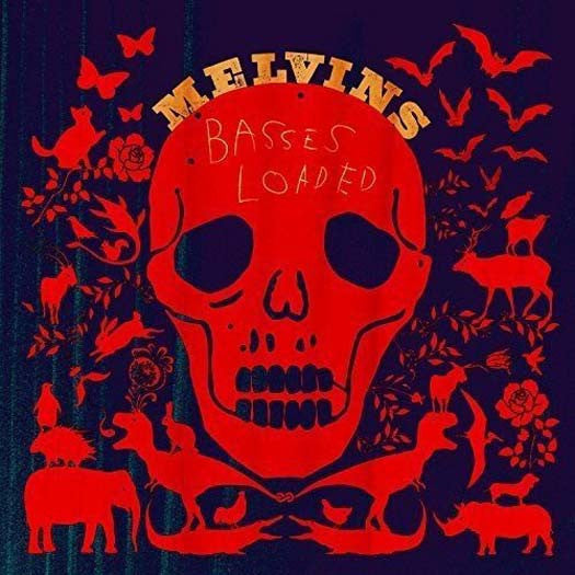 "MELVINS Basses Loaded 12"" LP Vinyl NEW 2016"