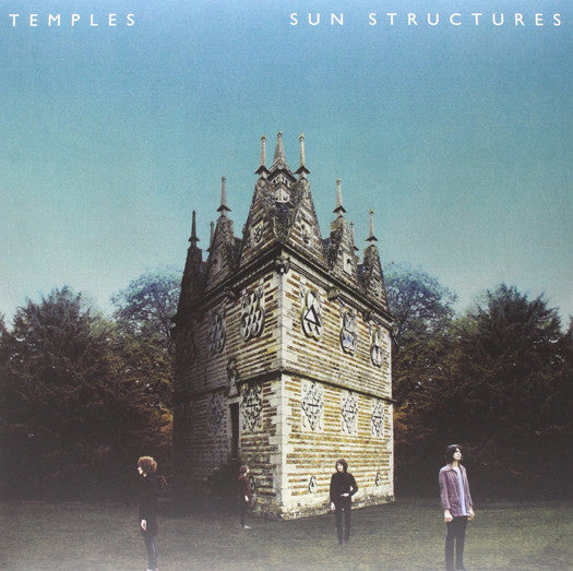 TEMPLES SUN STRUCTURES DOUBLE LP VINYL 33RPM NEW 2014