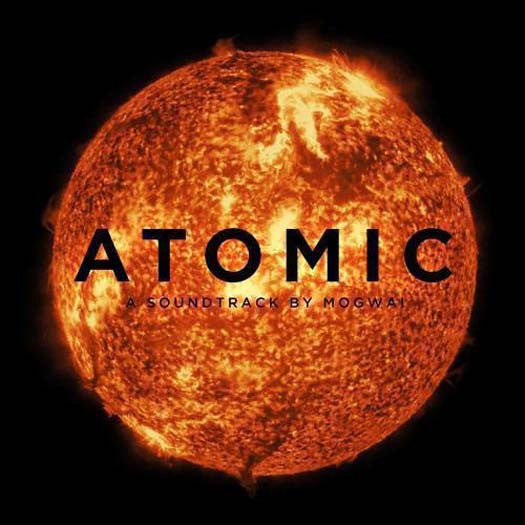 MOGWAI ATOMIC 2LP VINYL NEW 33RPM