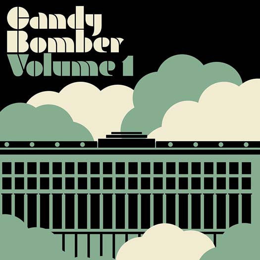 CANDY BOMBER Volume 1 LP Vinyl NEW 2017