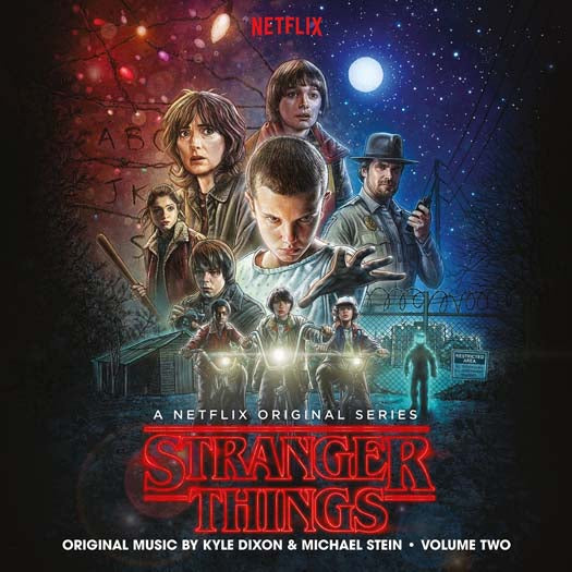 Dixon Stein Stranger Things Season 1 Vol 2 Vinyl LP
