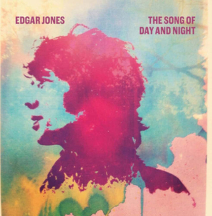 EDGAR JONES The Song of Day and Night LP Vinyl NEW 2017