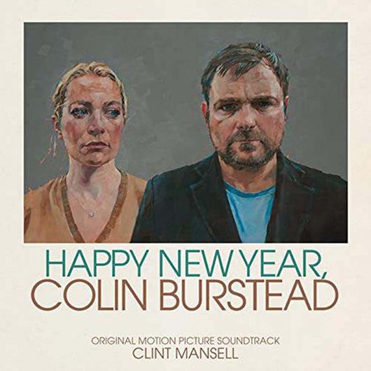 Clint Mansell Happy New Year Colin Burstead Soundtrack Vinyl LP B New 2019