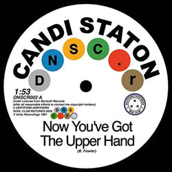 Candi Staton & Chappells Now You've Got.. 7