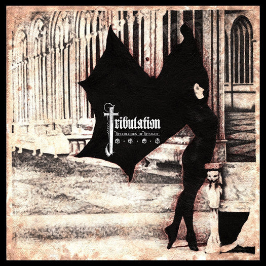 TRIBULATION THE CHILDREN OF THE NIGHT LP VINYL NEW 33RPM