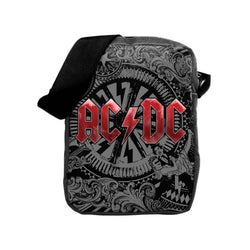 AC/DC Wheels Cross Body Bag New with Tags