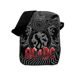 AC/DC Black Ice Cross Body Bag New with Tags