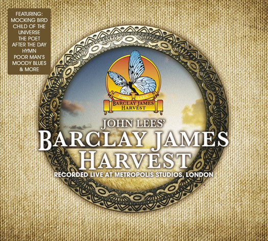 JOHN LEE BARCLAY JAMES HARVEST LP VINYL NEW 2014 33RPM