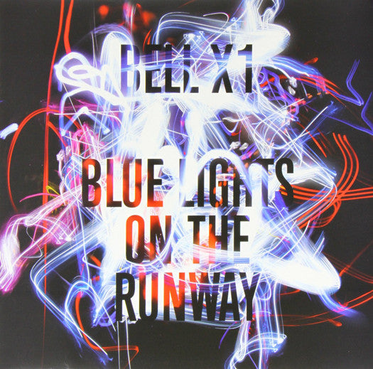 BELL X1 BLUE LIGHTS ON THE RUNWAY LP VINYL 2009 RECORD NEW