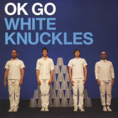 OK GO WHITE KNUCKLES LP VINYL NEW