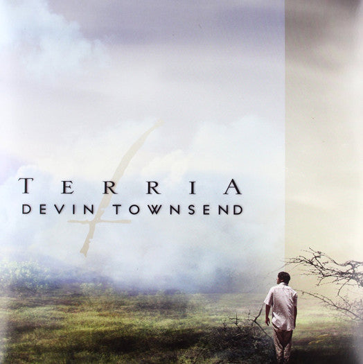 DEVIN TOWNSEND TERRIA LP VINYL NEW 33RPM