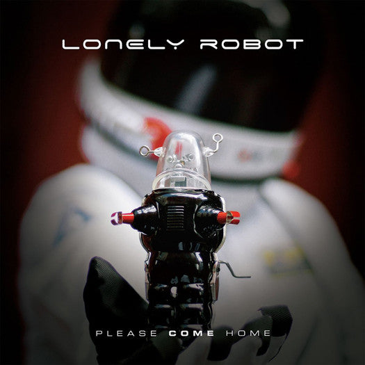 LONELY ROBOT PLEASE COME HOME LP VINYL NEW 2015 33RPM AND CD INCLUDED