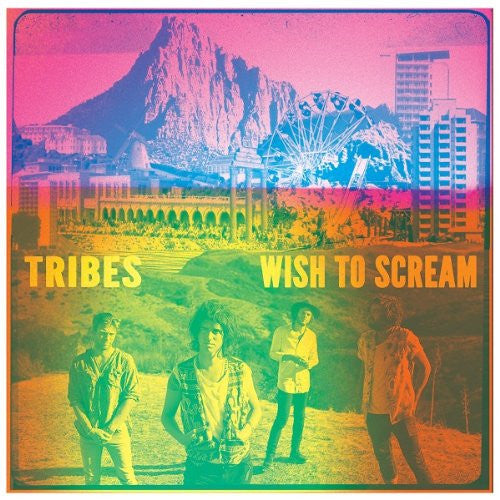 TRIBES WISH TO SCREAM LP VINYL 33RPM NEW