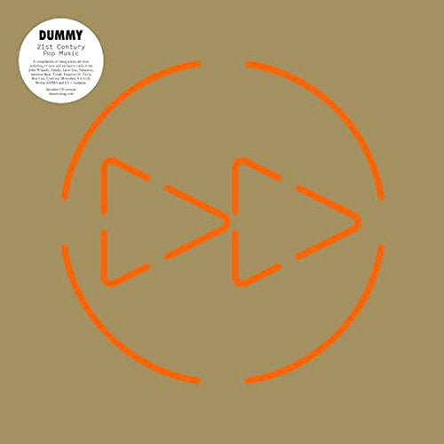 DUMMY 21ST CENTURY LP VINYL 33RPM NEW