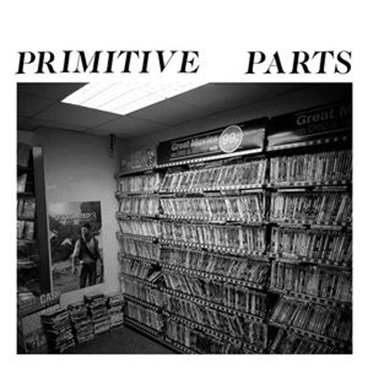 PRIMITIVE PARTS TV WHEELS BENCH 7 INCH LP VINYL NEW 33RPM 45RPM