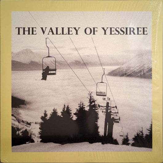 A DYJECINSKI The Valley Of Yessiree LP Vinyl NEW