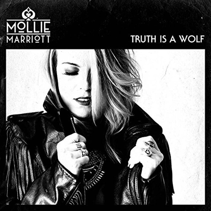 MOLLIE MARRIOTT Truth Is A Wolf LP Vinyl NEW 2017