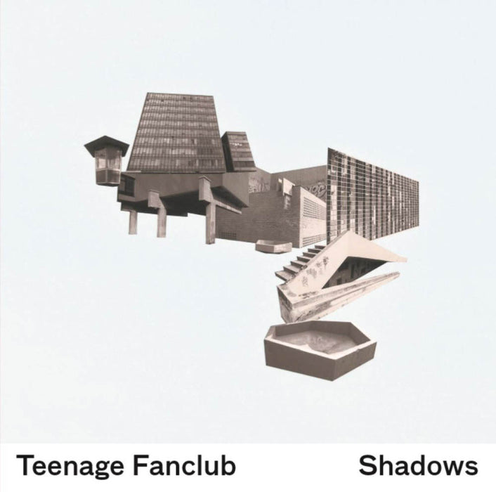 "Teenage Fanclub Shadows Vinyl LP + 7"" Single 2018"