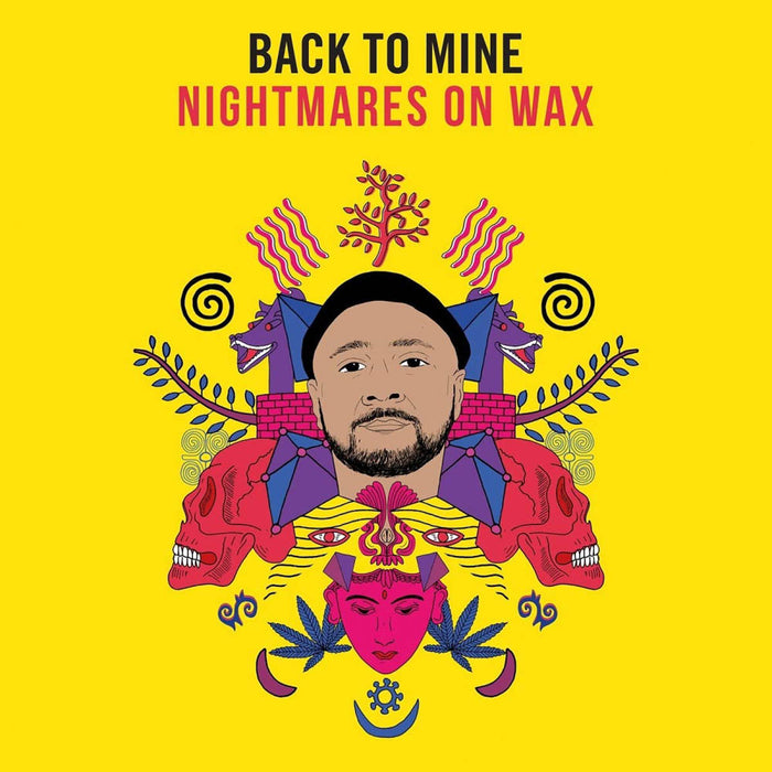 Nightmares on Wax Back to Mine Vinyl LP New 2019