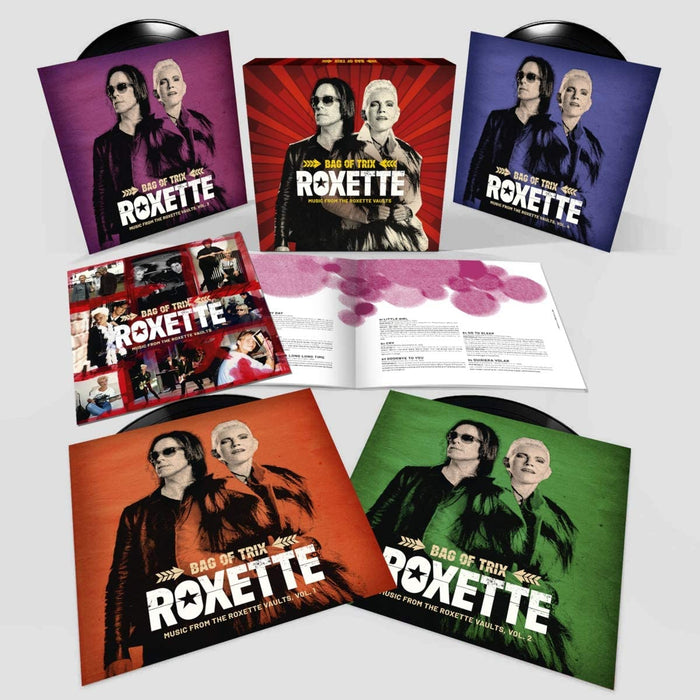 Roxette - Bag Of Trix from The Roxette Vaults Vinyl LP Set 2020