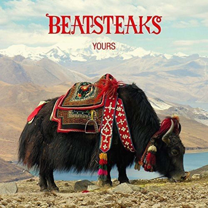 BEATSTEAKS Yours 2LP Vinyl NEW 2017
