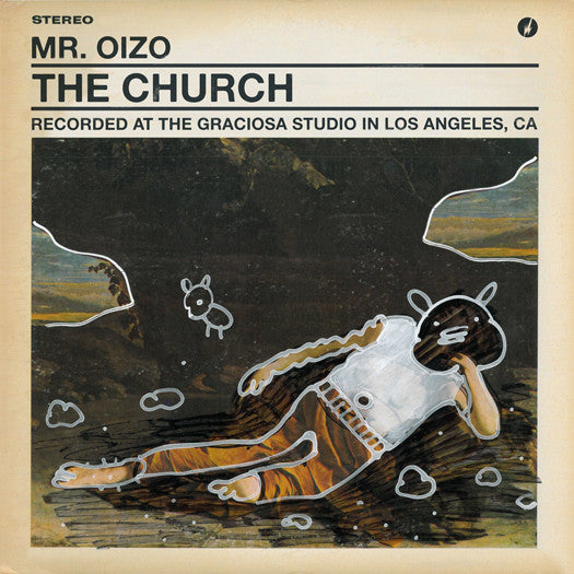 MR OIZO THE CHURCH LP VINYL NEW 2015 33RPM DOUBLE LP