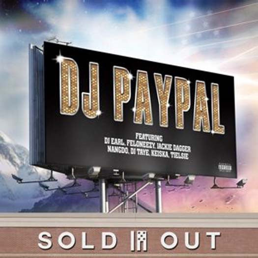 DJ PAYPAL SOLD OUT EP VINYL NEW 33RPM
